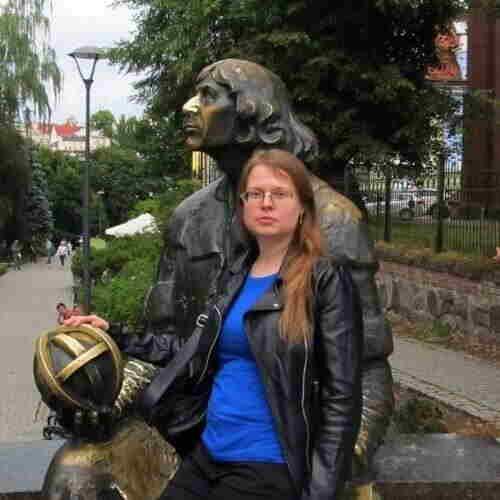 Zdjęcie na temat lektorka języka angielskiego w Warszawie